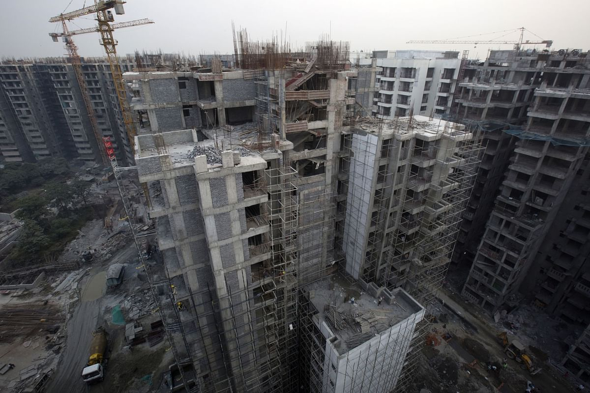 Demand for New Homes Sends India's Realty Index to a Decade High