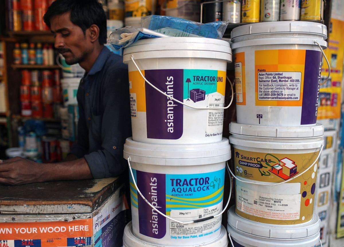 Asian Paints Q1 Results: Profit Falls But Meets Estimates; Margin Contracts