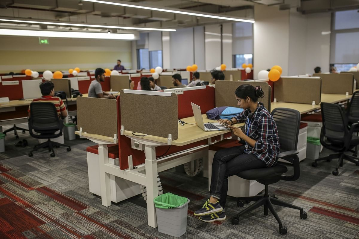 India Central Bank Says Tech Giants' Growth Poses Stability Risk
