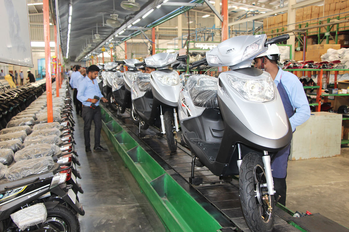 Hero Electric Bags Rs 220 Crore To Fund EV Expansion