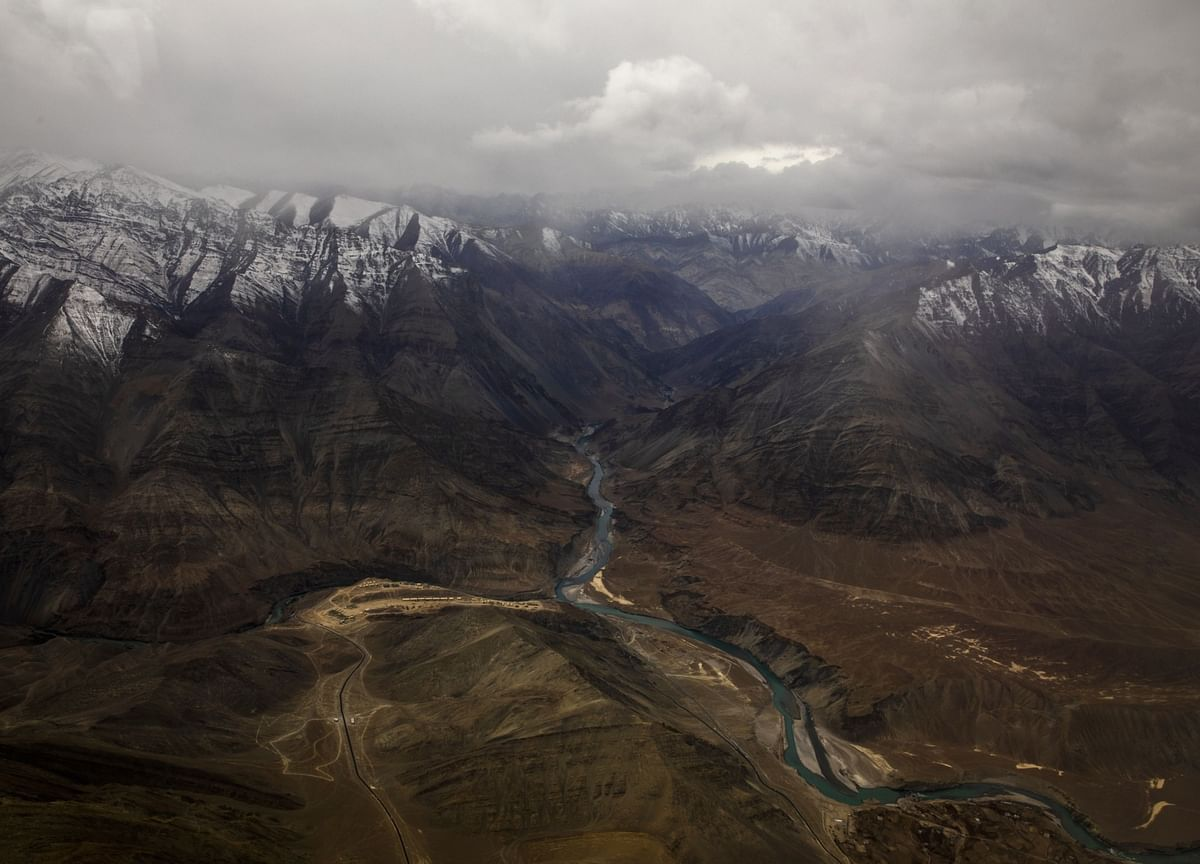 A Billion South Asians Face Water Insecurity Due To Warming In The Himalayas
