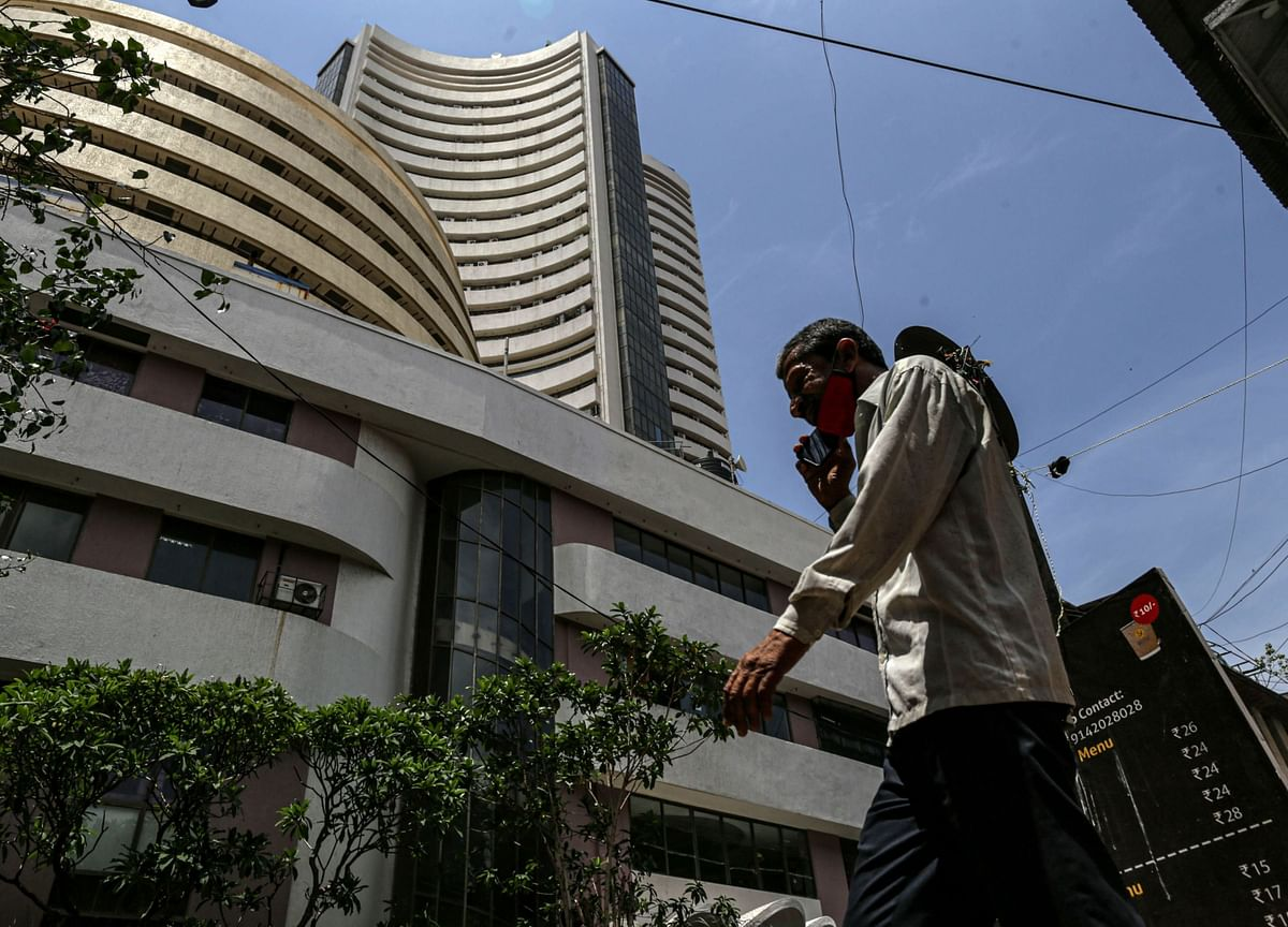 Sensex, Nifty Close Lower For A Second Day As Banks Drag
