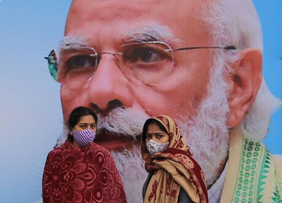 Modi Drops His Health Minister. Can India Get Its Shots Now?