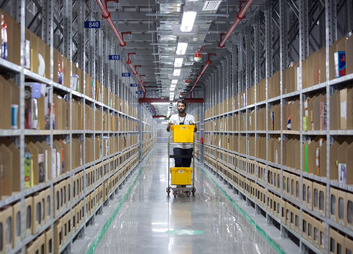E-Commerce to Double India Warehouse Deals, Knight Frank Says