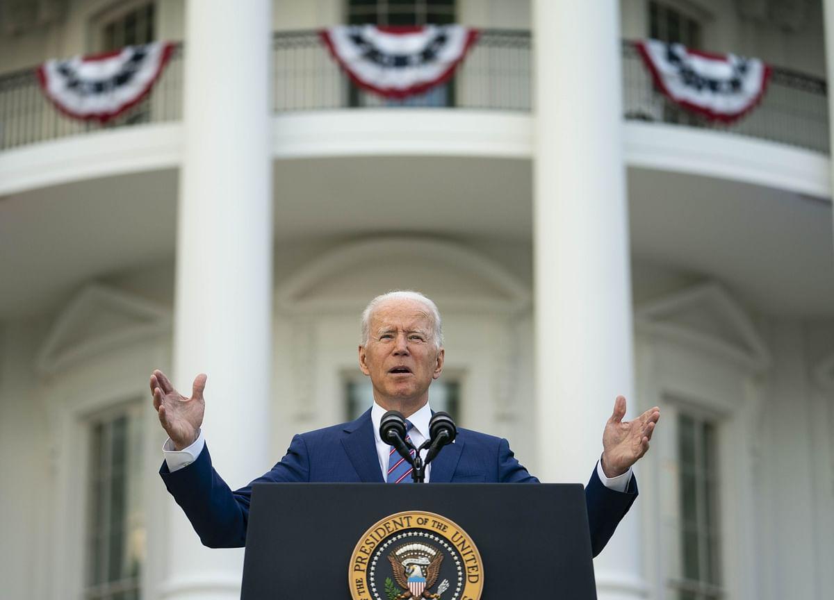 Biden Declares Success in Beating Pandemic in July 4 Speech