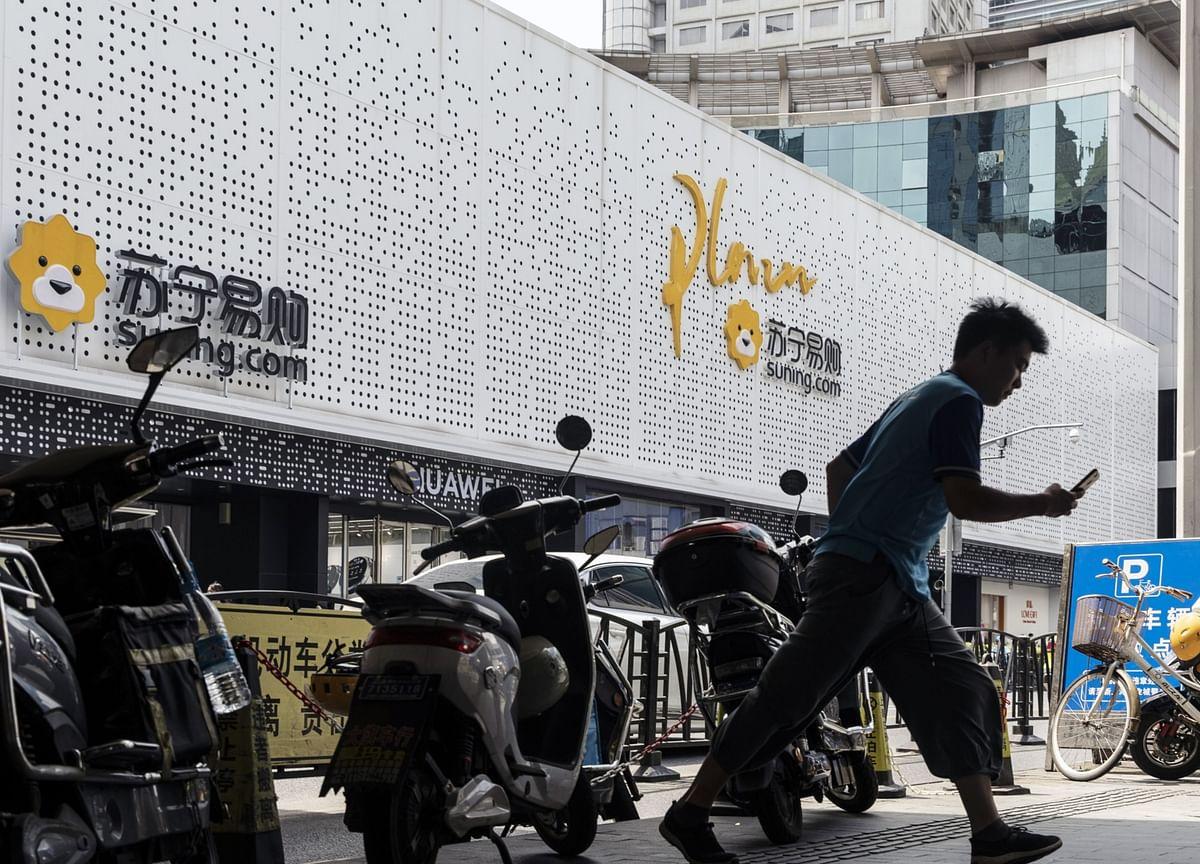 Alibaba Nears First Big Deal Since Record Antitrust Fine