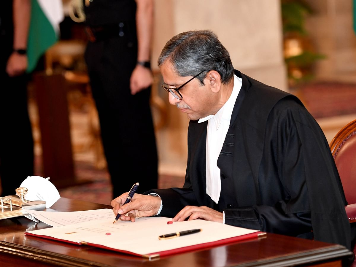 Chief Justice Advises Caution To Lawyers And Judges On Live Streaming