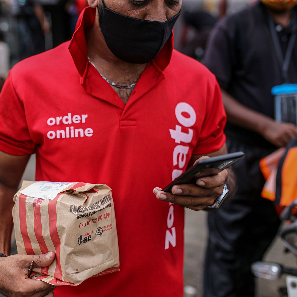 65% Zomato Shares Changed Hands On Listing Day