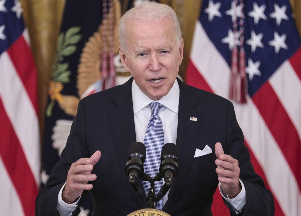 Biden's Afghan Evacuations Begin With First Flight to U.S.