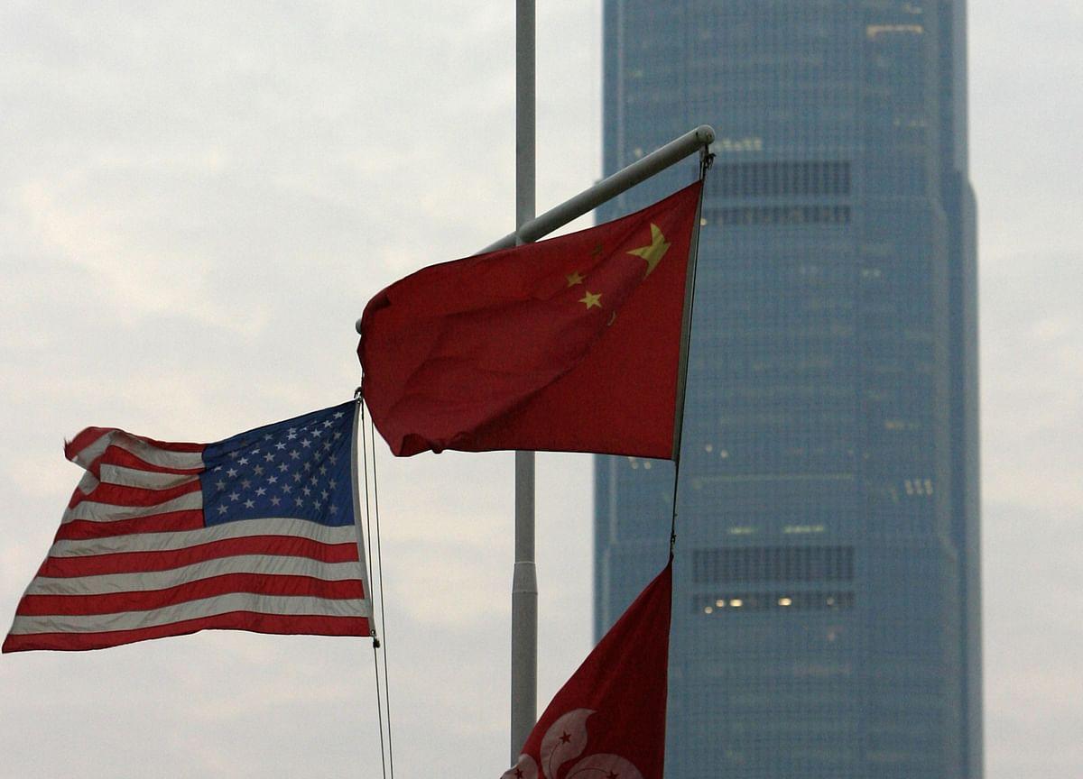 China Slams 'Sinister' U.S. Over Hong Kong, Digital Trade Deal
