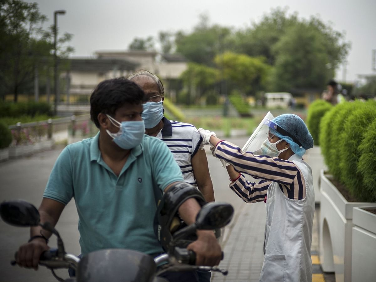 India Sustains Improved Vaccination Rates In July With 12.9 Crore Doses Given