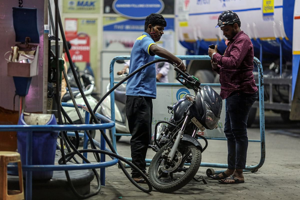 CPI Inflation Remains Above RBI's Target Band For Second Straight Month