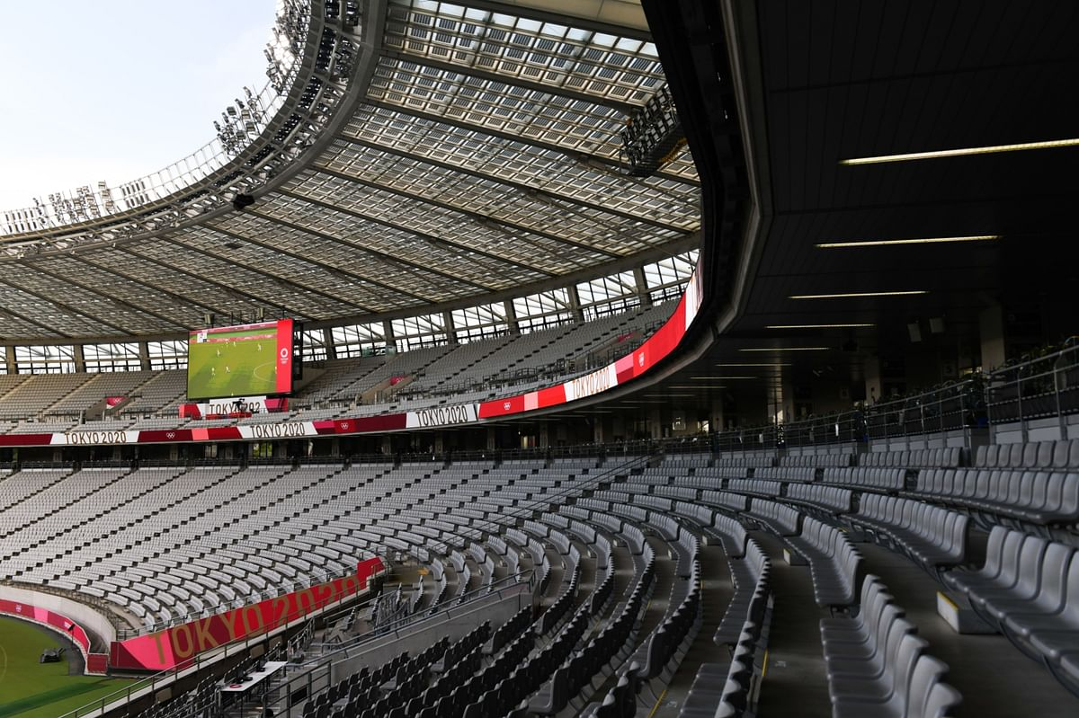 Olympics Covid Measures Tested by South Africa Soccer Team Cases