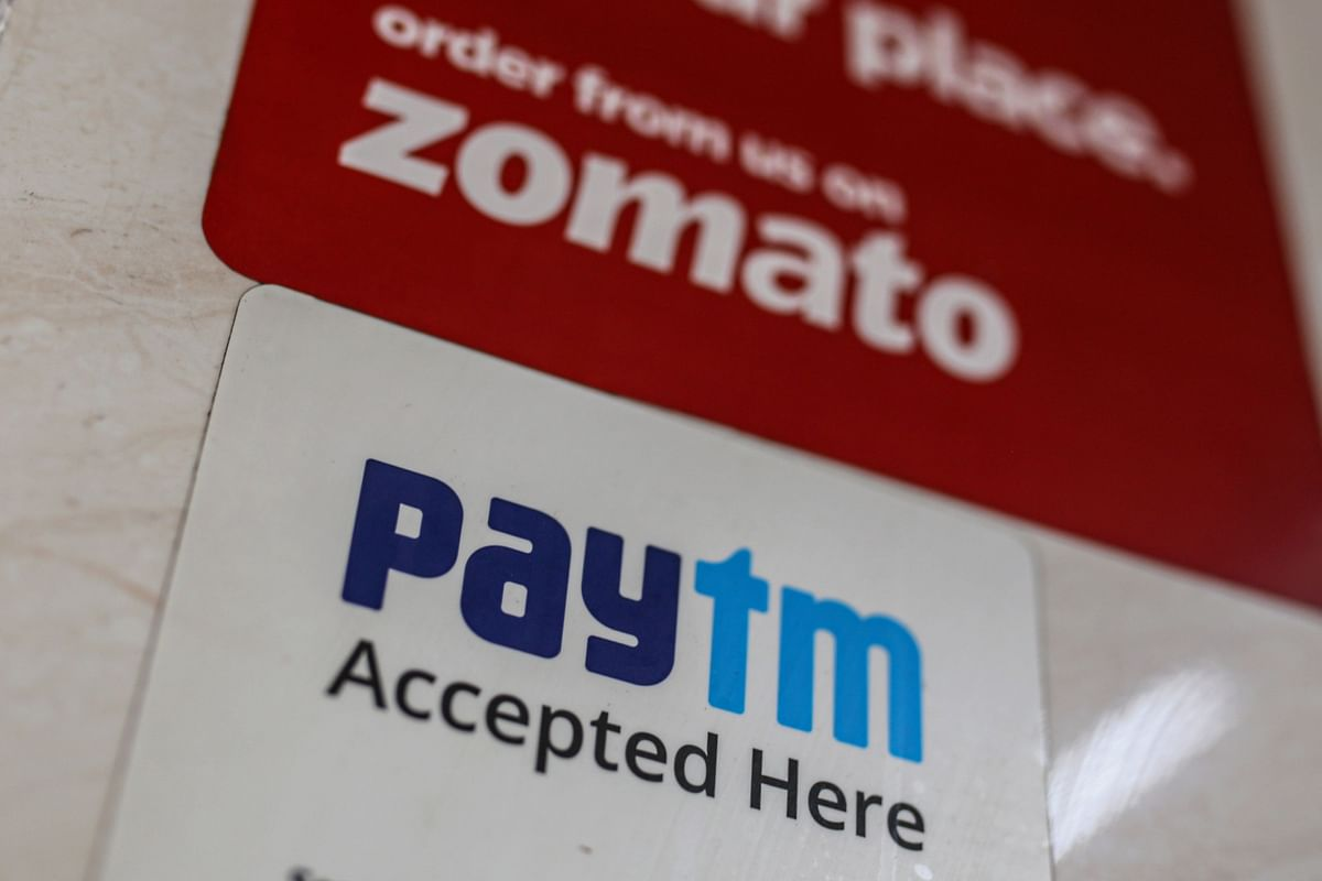 Zomato Soars In Debut Of India's New Tech Generation