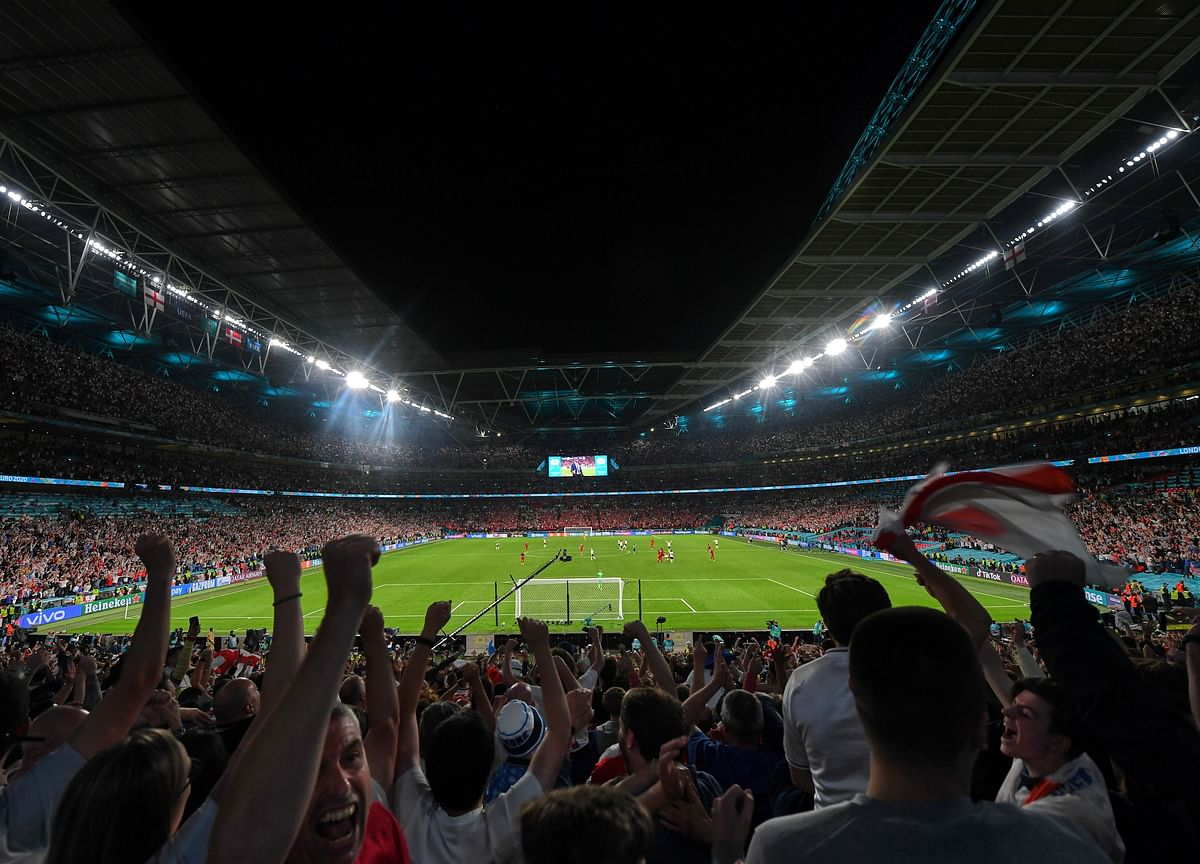 How England's Euro 2020 Success Is Impacting the Stock Market