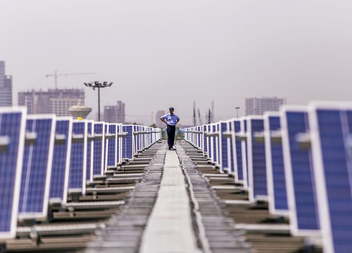 India Wants Rich Countries to Pay More for Green Energy Shift