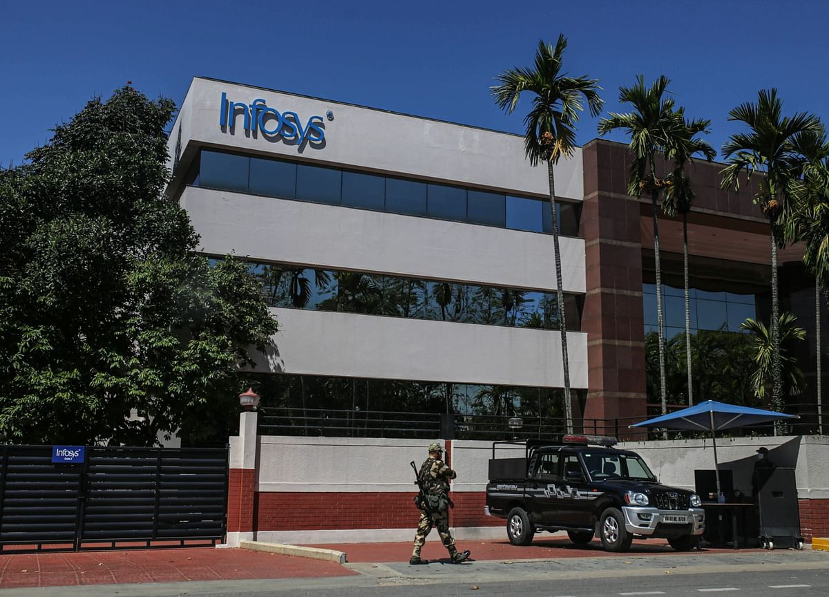 Infosys Q1 Result Review - Growth Momentum Sustained: Geojit