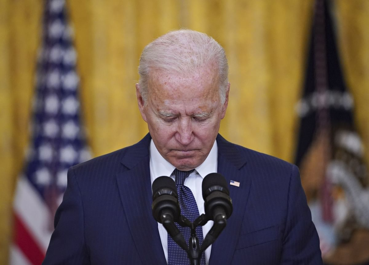 Deadly Kabul Attack Shakes Biden's Afghan Exit Strategy
