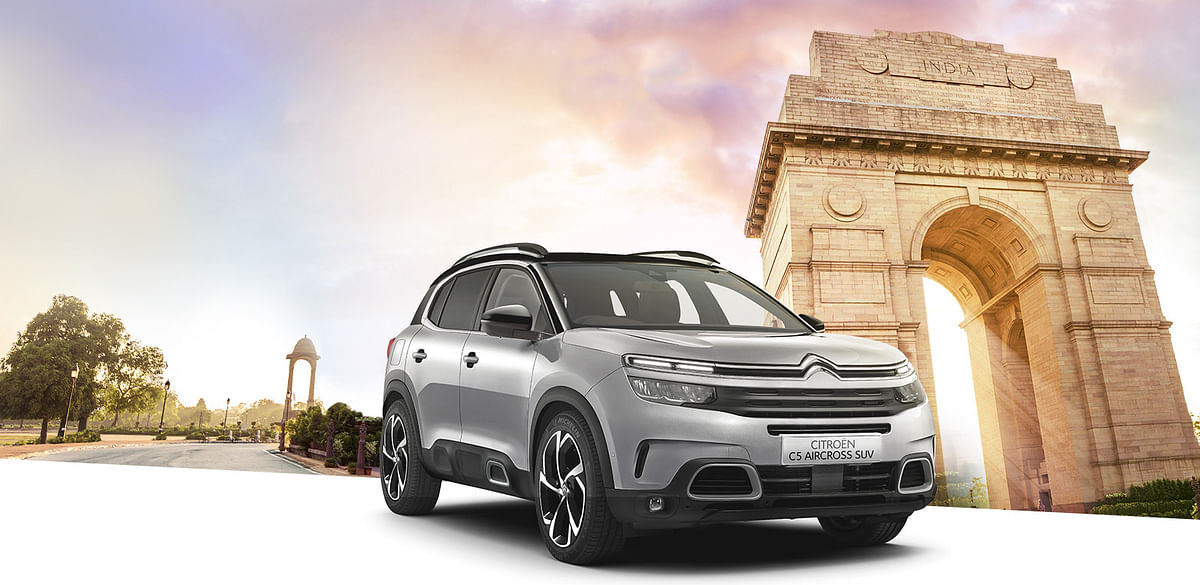 Configure, Finance, Register And Get The C5 Aircross Delivered At Your Doorstep With Citroën Buy Online
