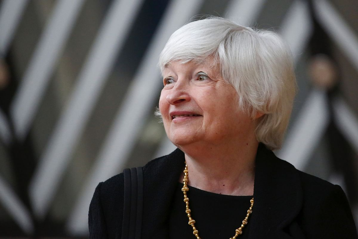 Janet Yellen Weighs Visit to China, Her First as Treasury Secretary
