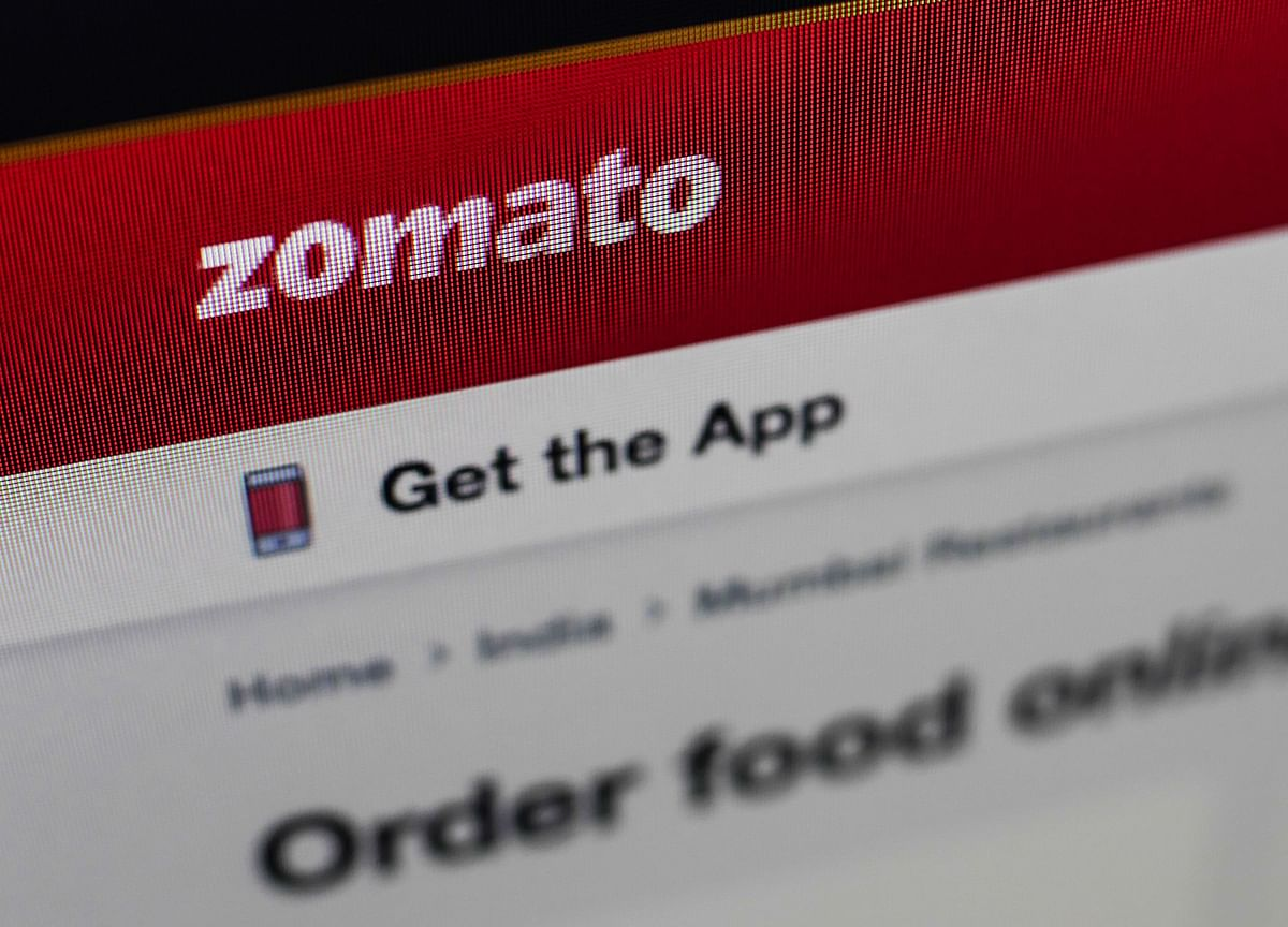 Zomato Shares Decline As Lock-In For Anchor Investors Ends