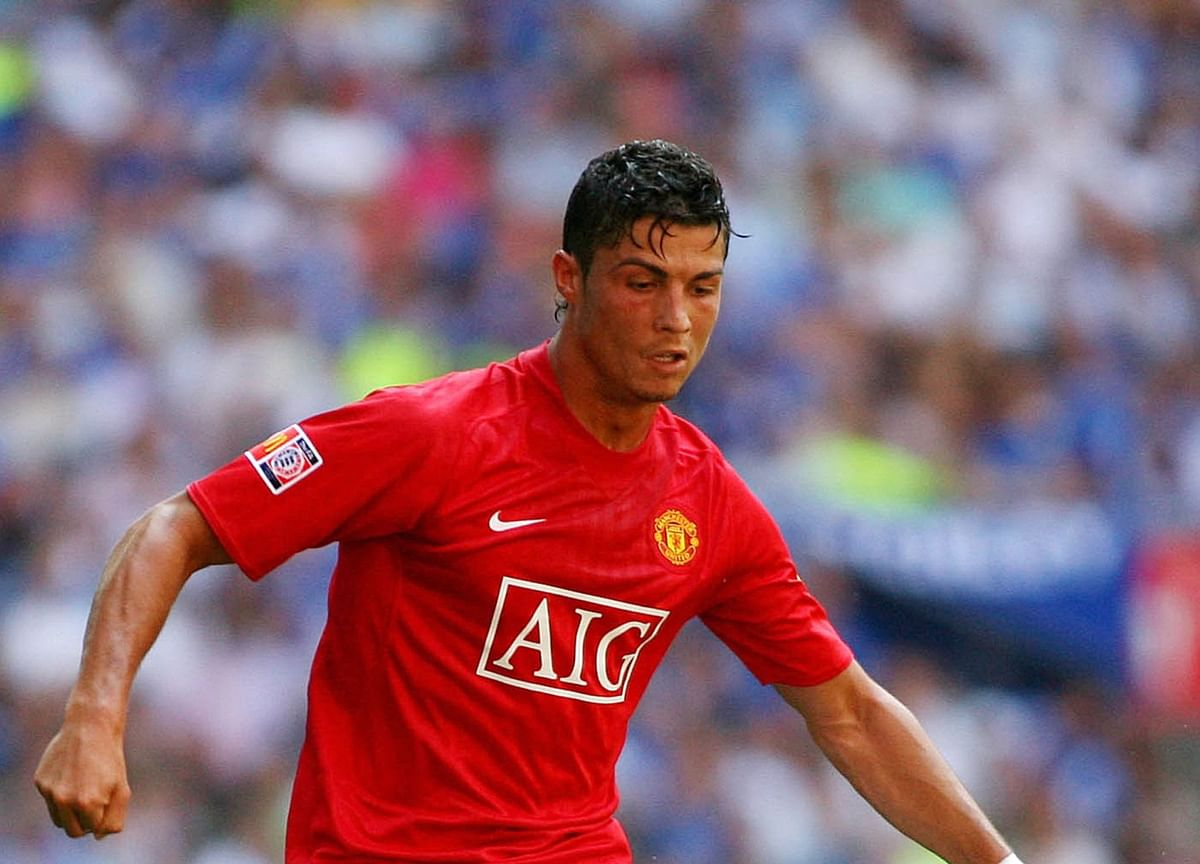 Cristiano Ronaldo Returns To Manchester United In A Red Reunion