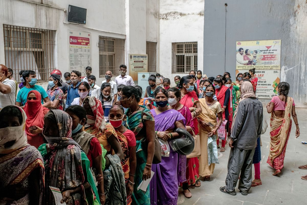Covid-19 India Updates: New Cases Stay Above 40,000-Mark, 380 Deaths Recorded