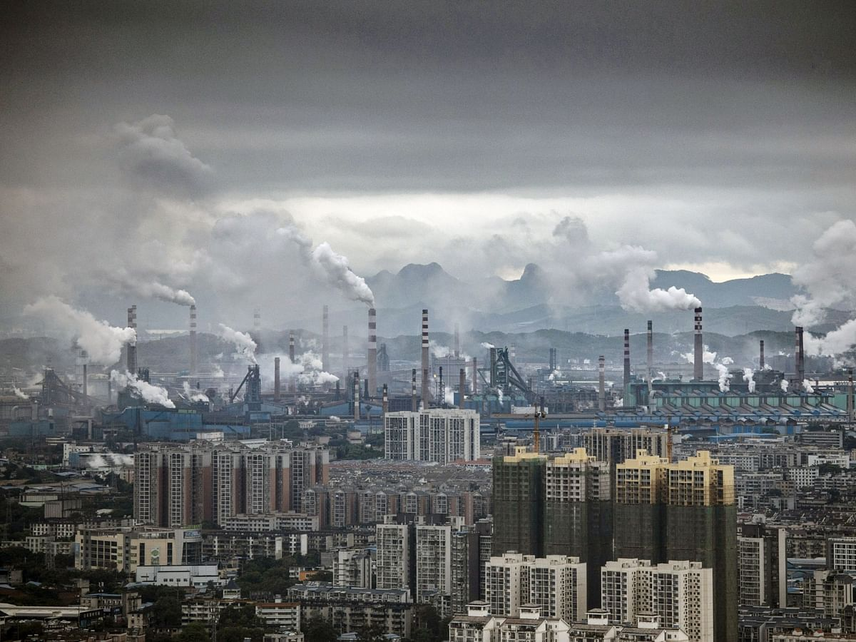 How China's Pollution Fight Is Roiling Commodities: QuickTake