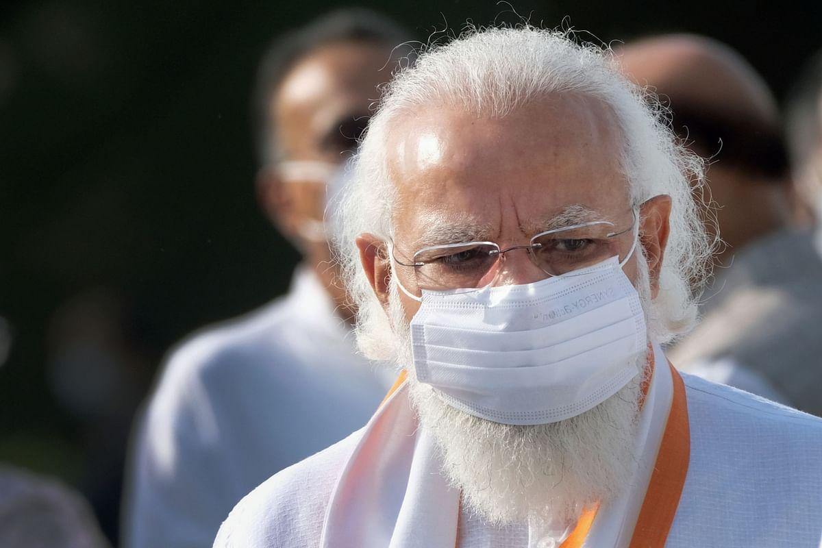 PM Modi Gets A Three-Week Birthday Bash As Popularity Dips