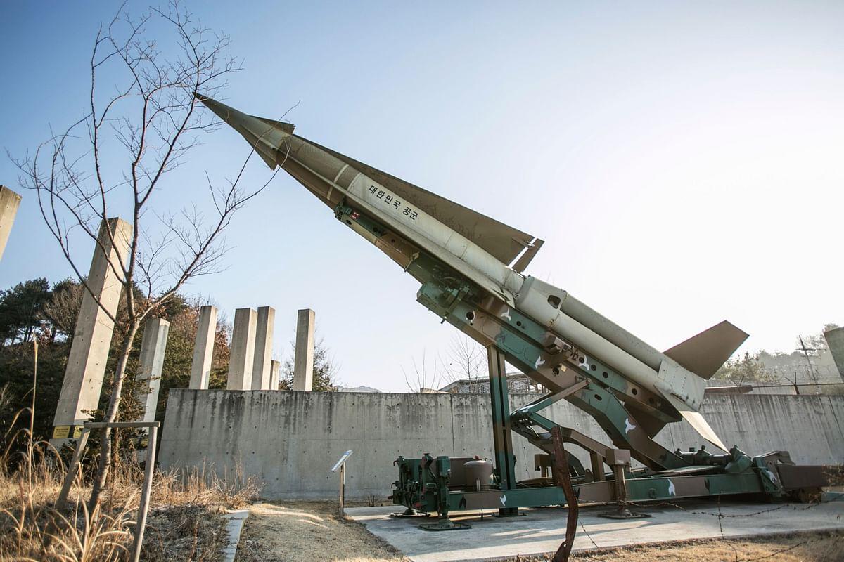 North Korea's Work At Uranium Plant Points To Missile Buildup
