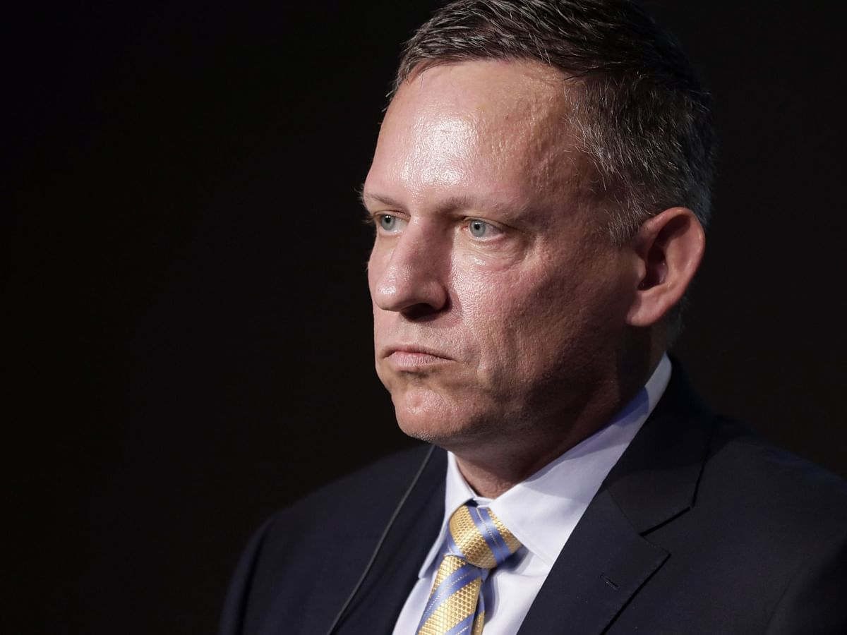 How Peter Thiel Gamed Silicon Valley, Donald Trump, And Democracy
