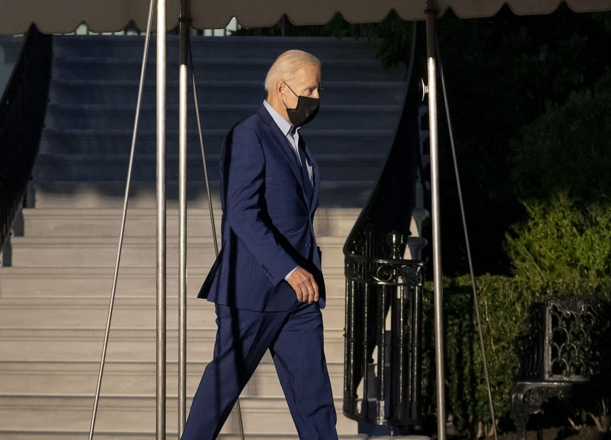 Biden Marks Two Decades Since 9/11 With Shift in U.S. Priorities