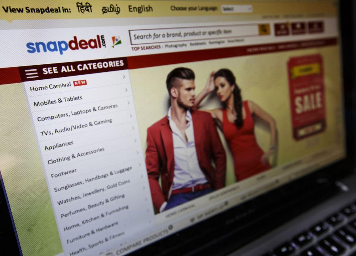 SoftBank-Backed Snapdeal Weighs $400 Million Mumbai IPO