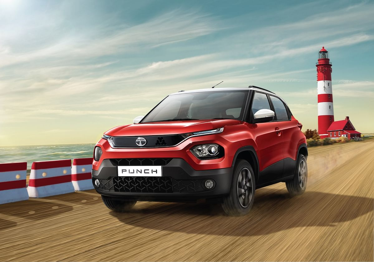 Tata Motors Sees Newly Launched Punch Driving Monthly Sales Of 10,000 Units