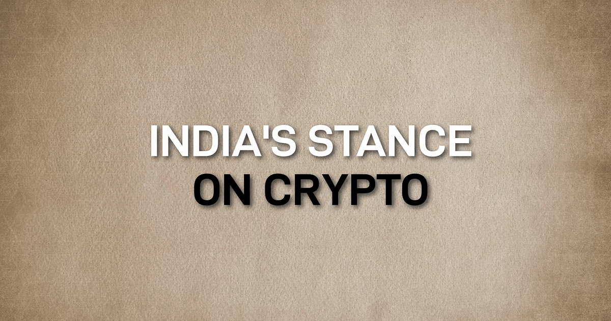 We're Yet To Take A Decision On Cryptocurrency: Nirmala Sitharaman