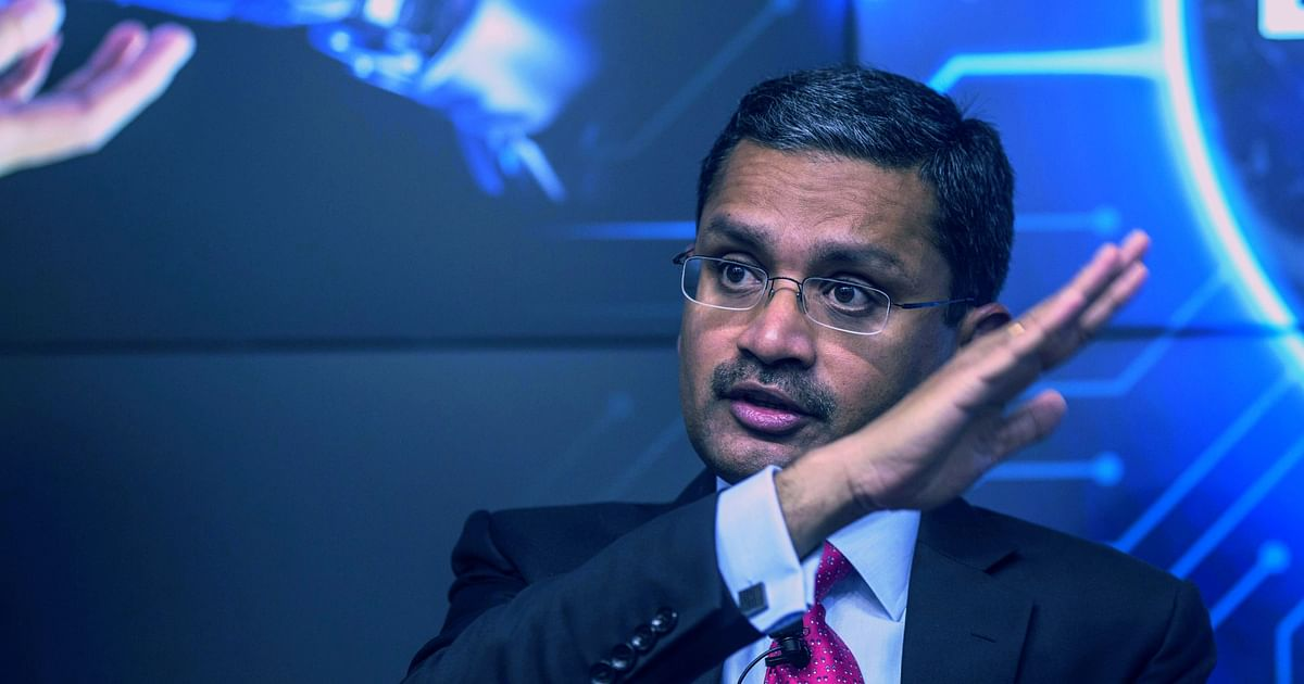 What's The Tech Transformation TCS CEO Rajesh Gopinathan Is Talking About - BloombergQuint