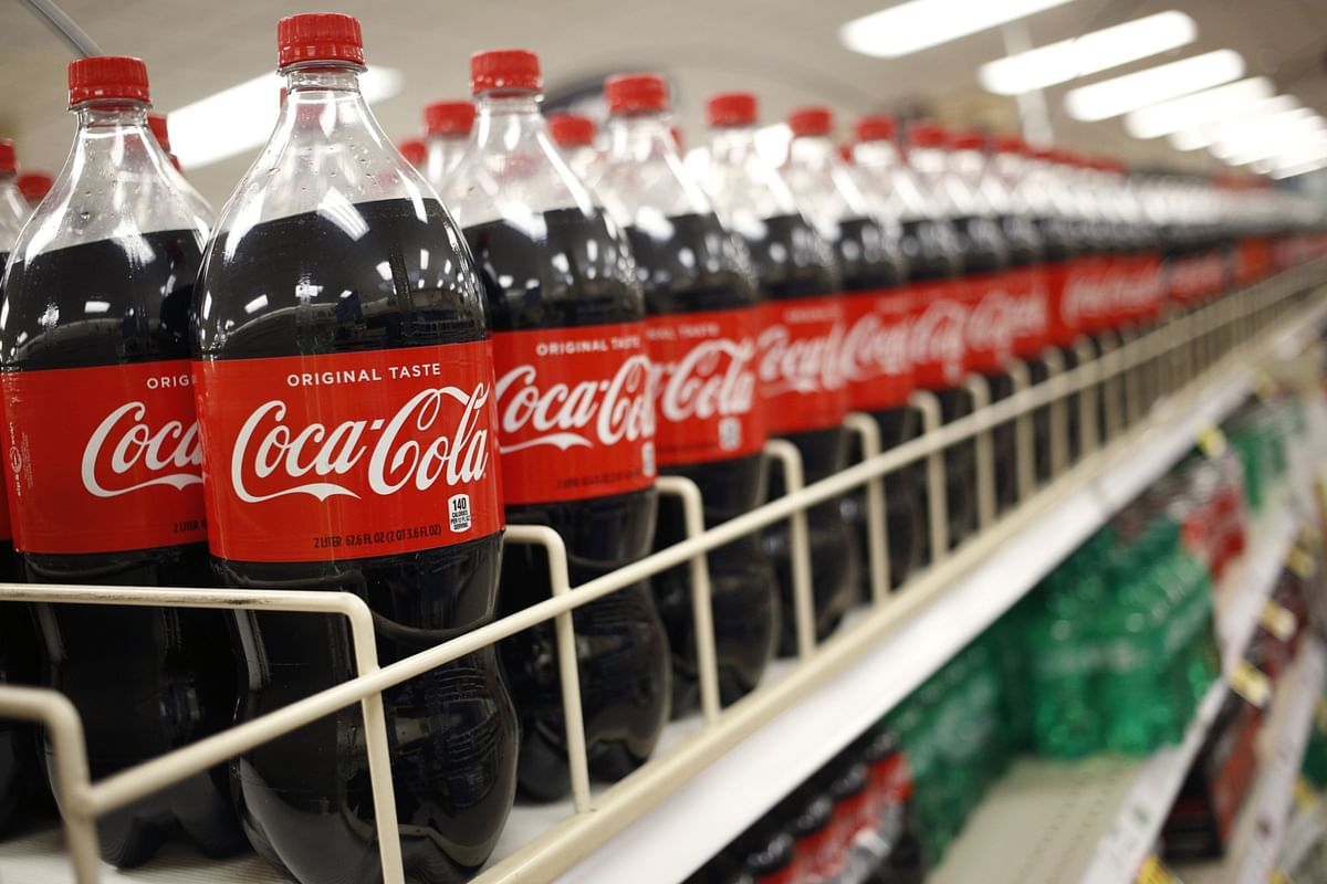 Soon A Chaas From Coca-Cola