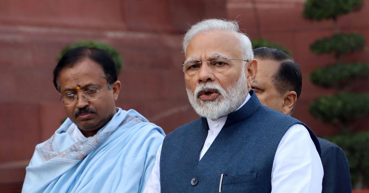 Coronavirus India Updates Live: Prime Minister Narendra Modi To Address The Nation At 4 PM