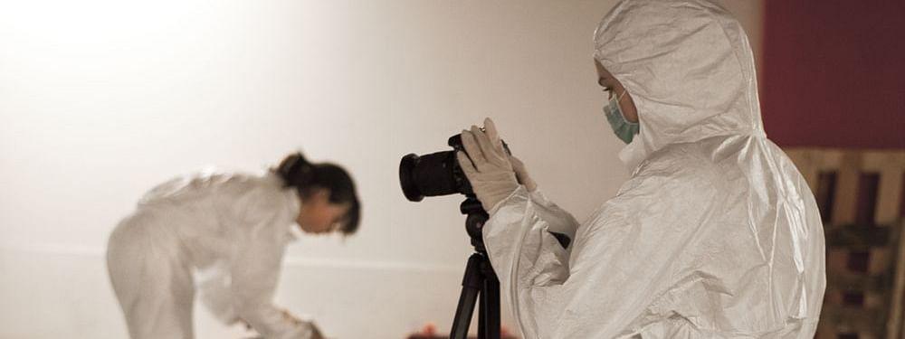 Crime Scene Photographers