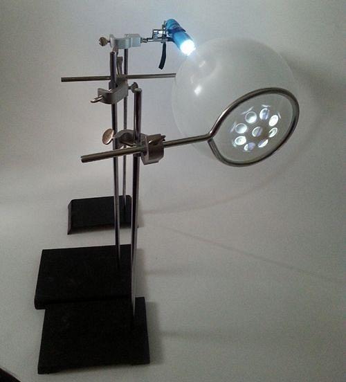 Figure 5. Retinal image simulation.