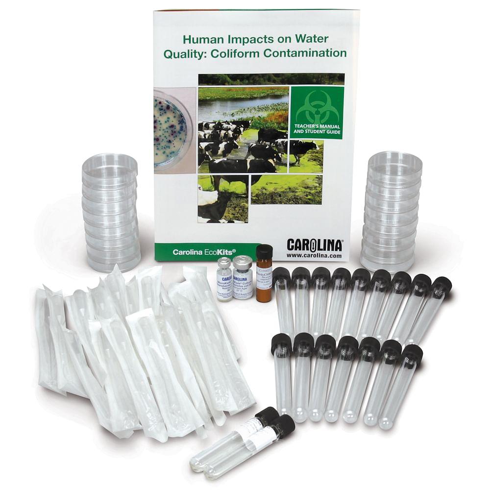 Coliform Contamination Kit