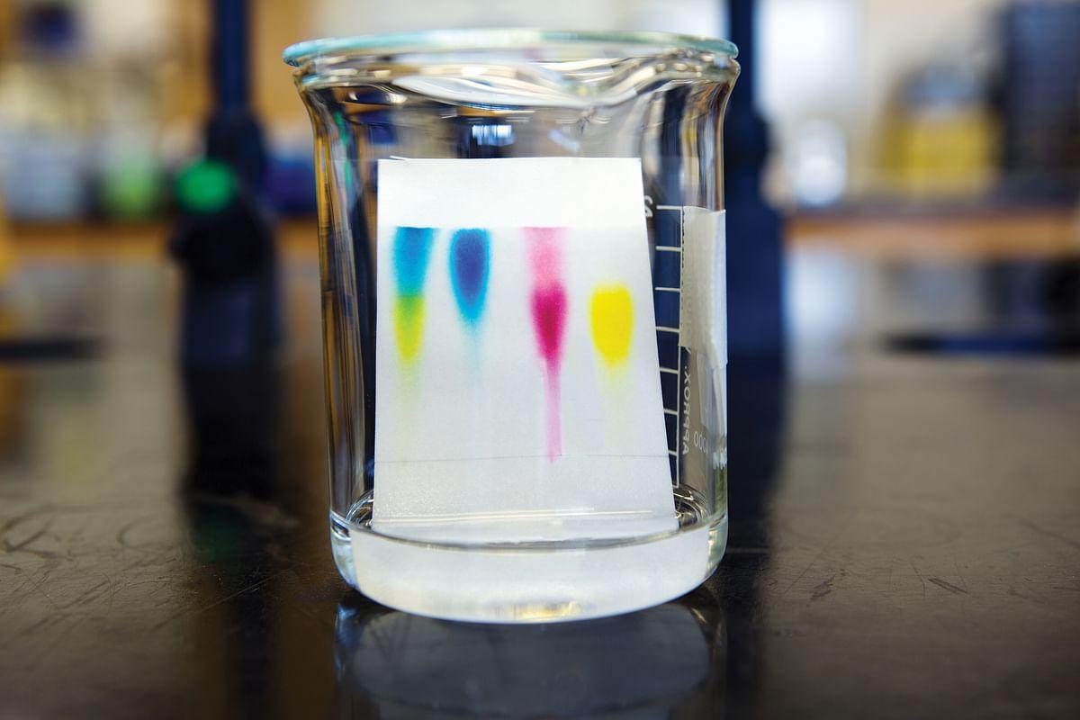 Kool-Aid® Chromatography