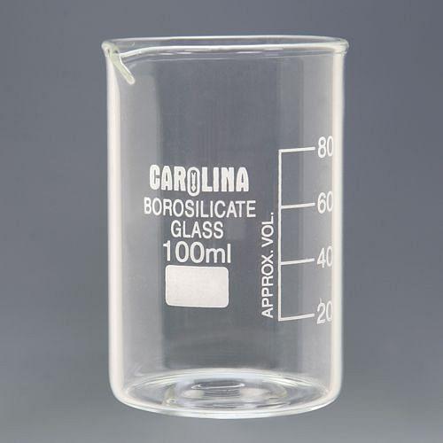 Carolina Beakers, Standard Grade
