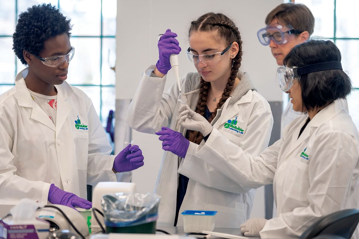 Building Careers through Exciting New Fields of Biotechnology