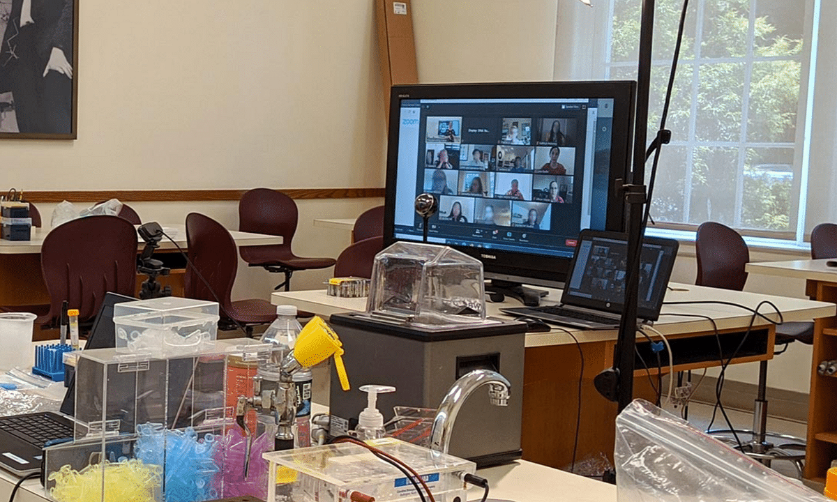 DNA Learning Center: Resources for Teaching Remotely