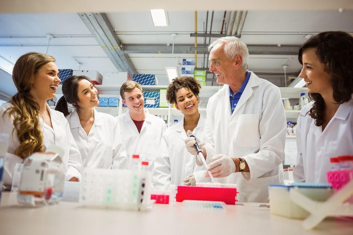 Carolina Launches Biotech Careers Virtual Event
