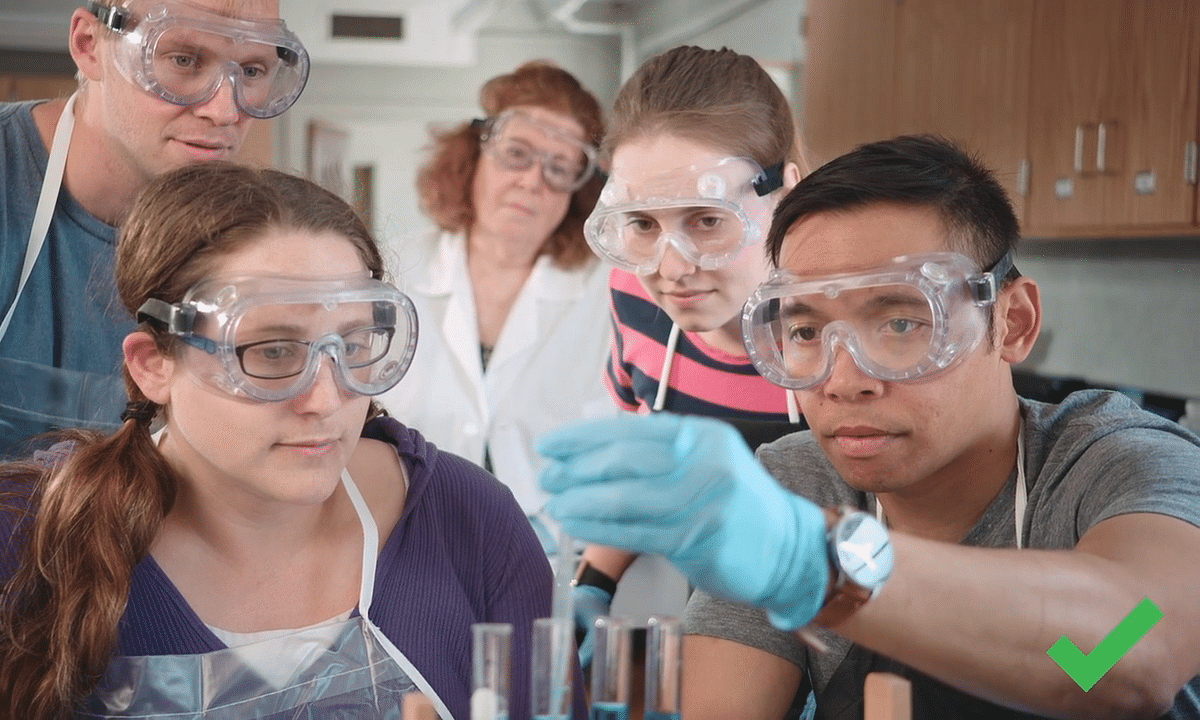 CSO Tips for Teachers—Lab Safety
