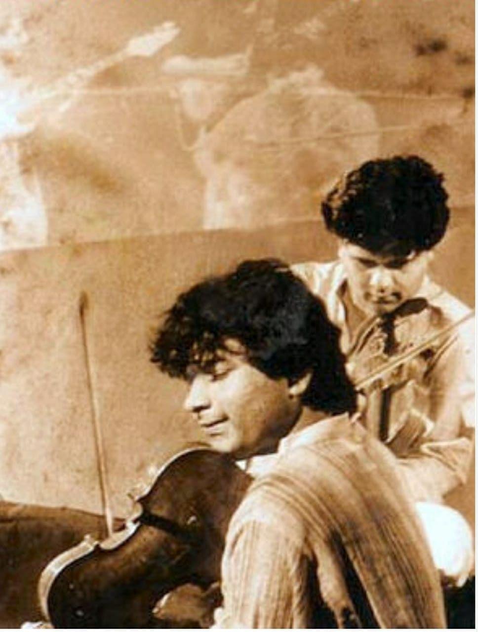 Violinist Duo