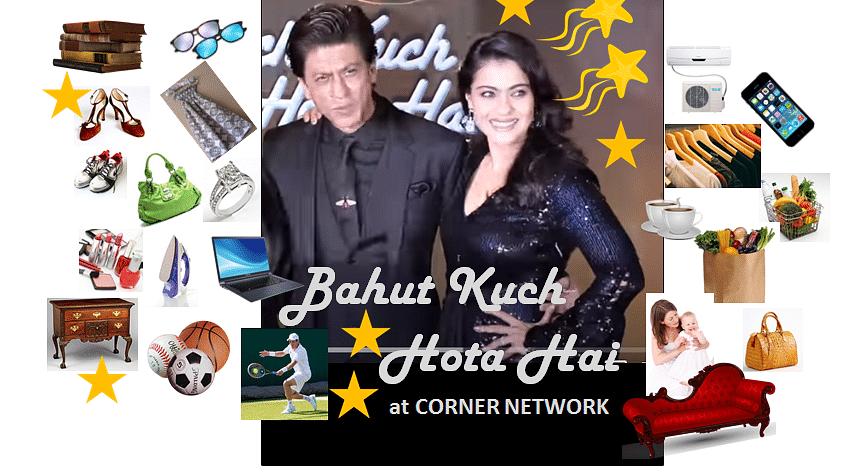 New internet series:  Bahut Kuch Hota Hai @ Corner.Network