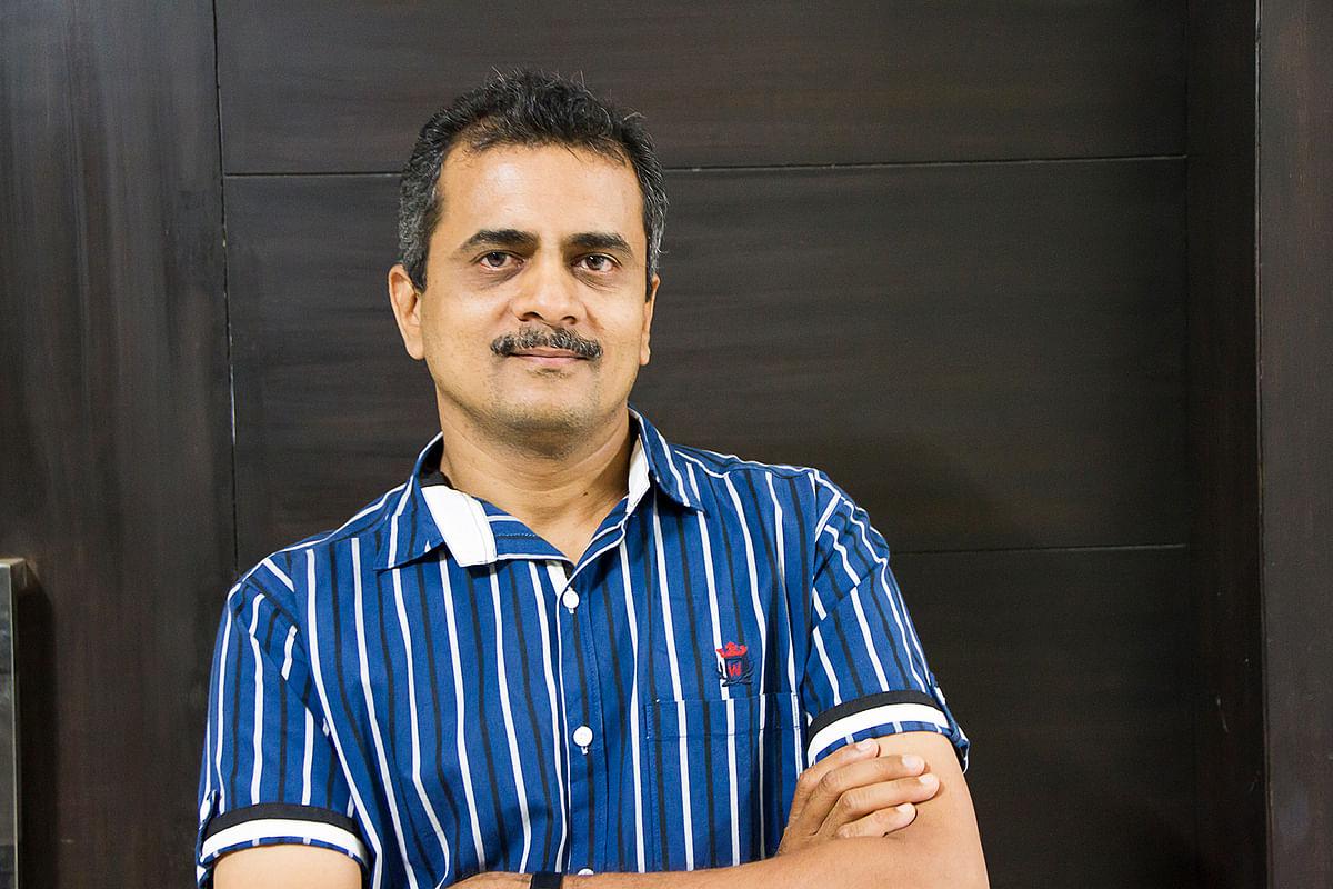 Ranjit Jadhavrao, Chief Mentor, Sindbaad